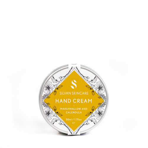 Marshmallow and Calendula Hand Cream