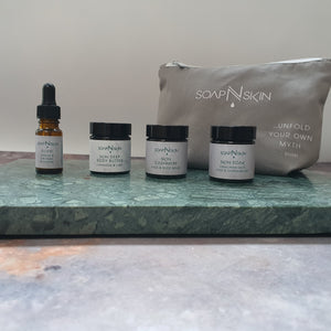 SoapNskin Discovery Set - Blomma Beauty