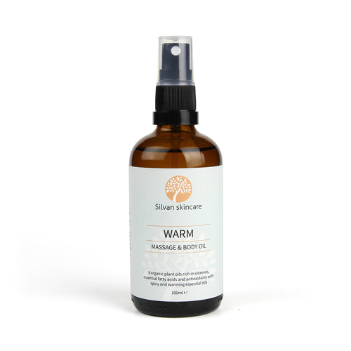 Warm Body Oil