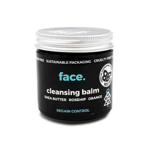 cleansing balm made with natural ingredients cut le crap