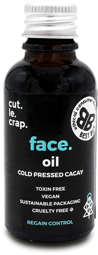 Cut.Le.Crap Cold Pressed Cacay Oil