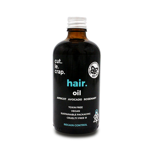 Cut.Le.Crap Hair Oil 100ml