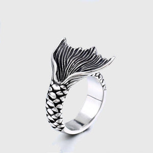 Mermaid's Tail Ring