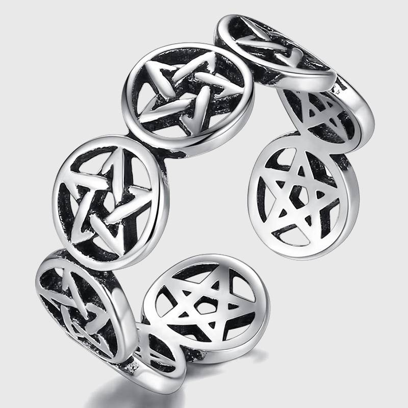 Ring of Pentagrams