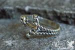 Anchor and Rope Ring - Wyvern's Hoard