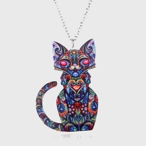 Spirit Cats Necklaces
