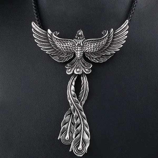 Soaring Phoenix Necklace