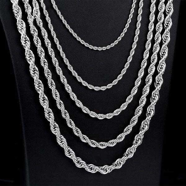 Stainless Steel Necklace Chains