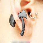 Legendary Axe Ear Studs