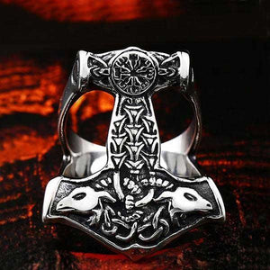 Viking Anchor Rings