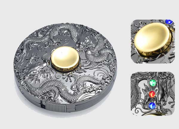 Shenlong Dragonfire Spinner & Lighter
