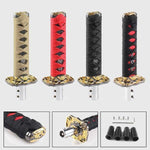 Samurai Dragon Katana Hilt Universal Gear Shift Knob