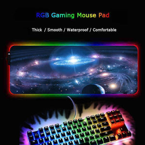Big Bang RGB LED Mouse Mat