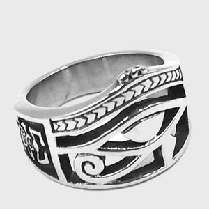 Eye of Horus Wadjet Ring