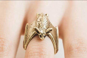 Flying Bat Ring