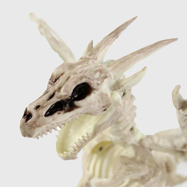 Fantastical Animal Skeletons - Wyvern's Hoard