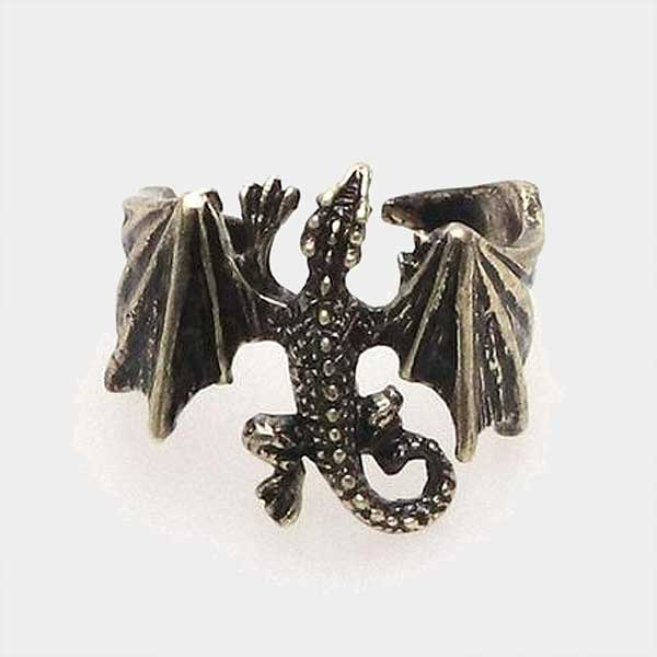 Roosting Dragon Ring