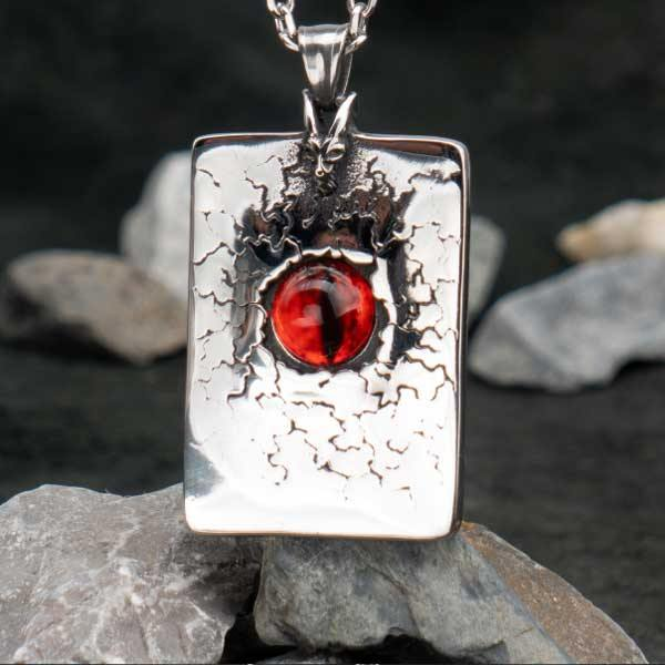 Eye From The Other Dimension Necklace
