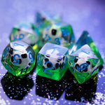Panda Cubs Dice Set - Wyvern's Hoard