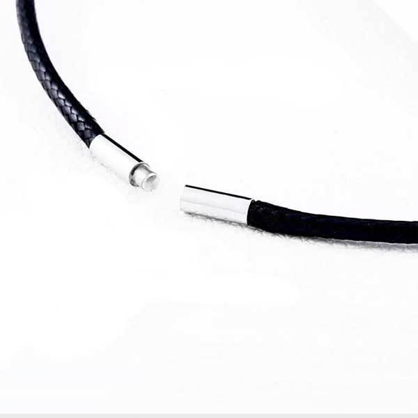 Necklace Leather Chain Cords