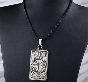 Wheel of Fortune Necklace