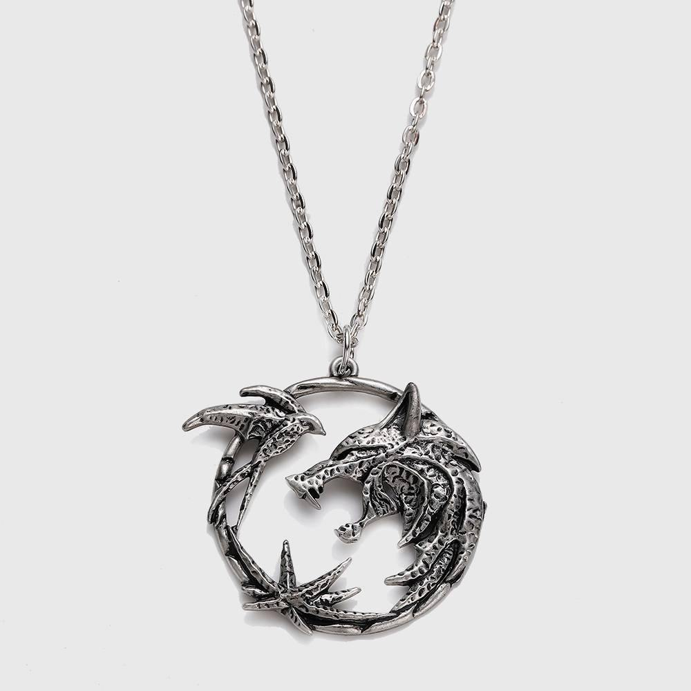 Guardian Wolf Necklace