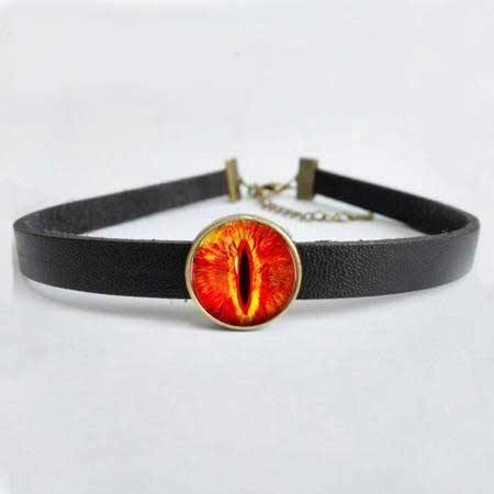 Dragon's Eye Choker Bracelet