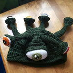 Eyes Of The Beholder Beanie - Wyvern's Hoard