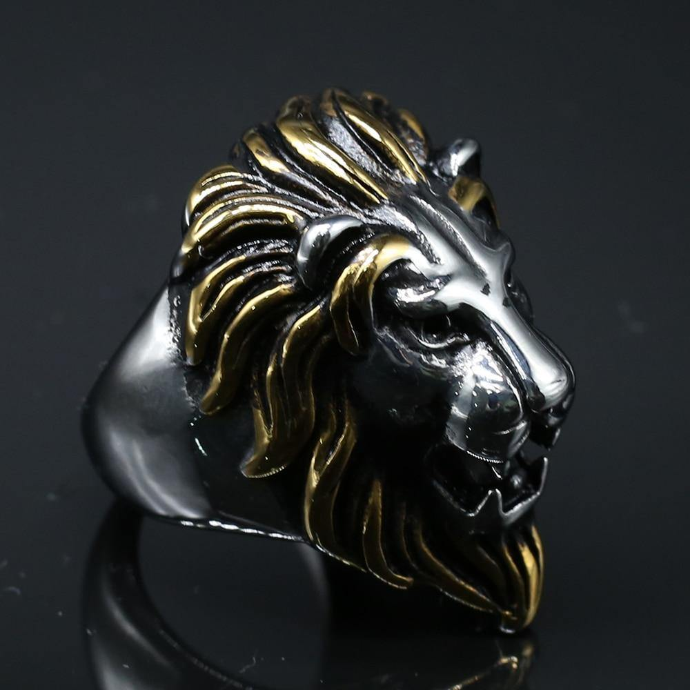 The High King's Lion Ring - Wyvern's Hoard