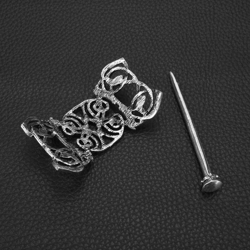 Celtic Knots Hair Stick Barrettes - Wyvern's Hoard