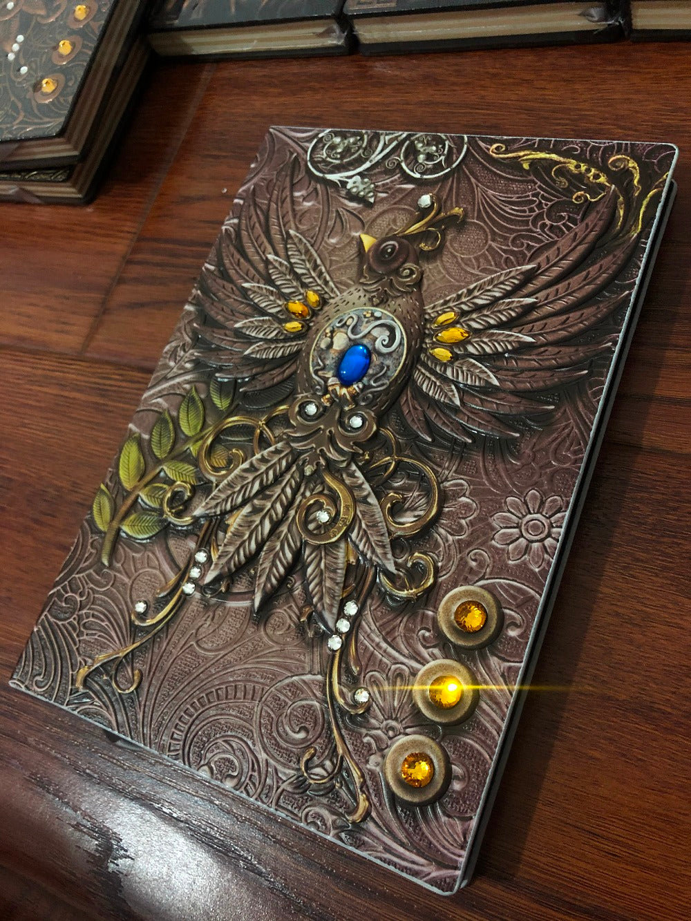 Book of the Immortal Phoenix