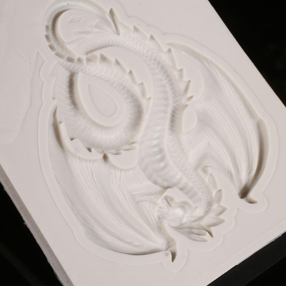 Dragon Totem Silicone Baking Mold (Pack of 3)