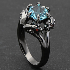 Sea Dragons' Gem Ring