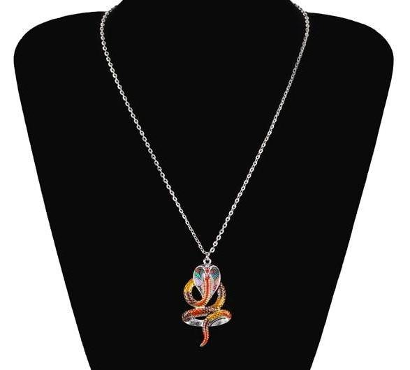Cobra Totem Necklace