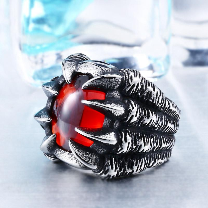 The Dragon's Gem Ring