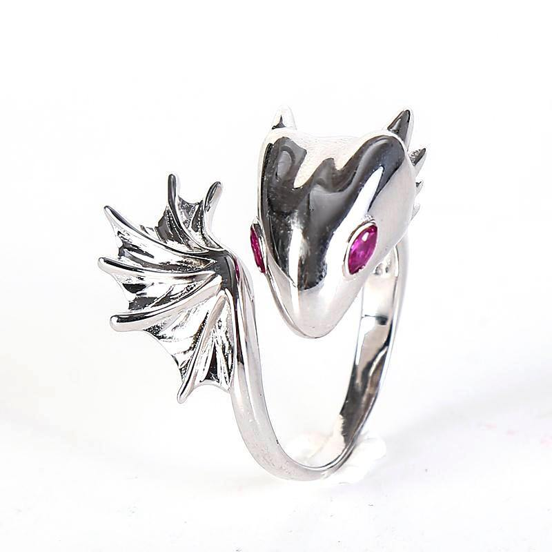 Baby Dragon Adjustable Ring
