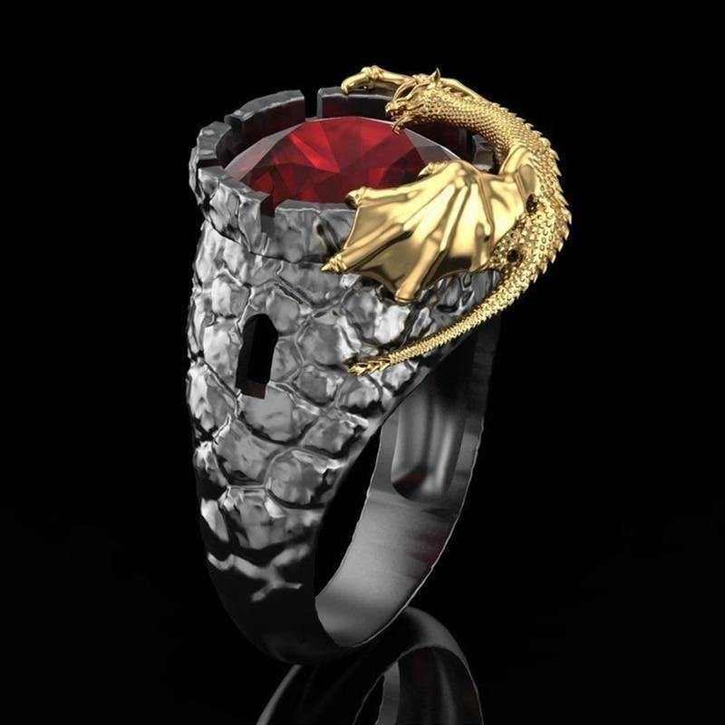 The Dragon's Ruby Ring