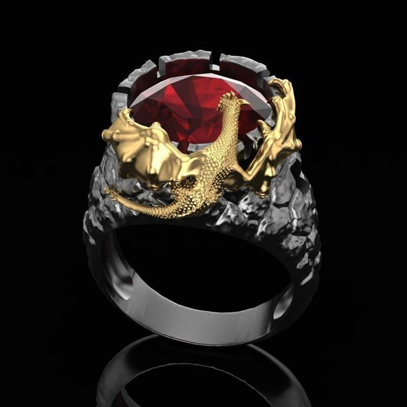 The Dragon's Ruby Ring - Wyvern's Hoard