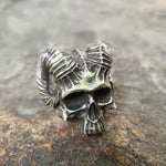 Demon's Skull Ring