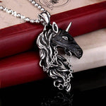 Zombie Unicorn Necklace