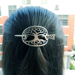 Tree of Life Stick Barrette