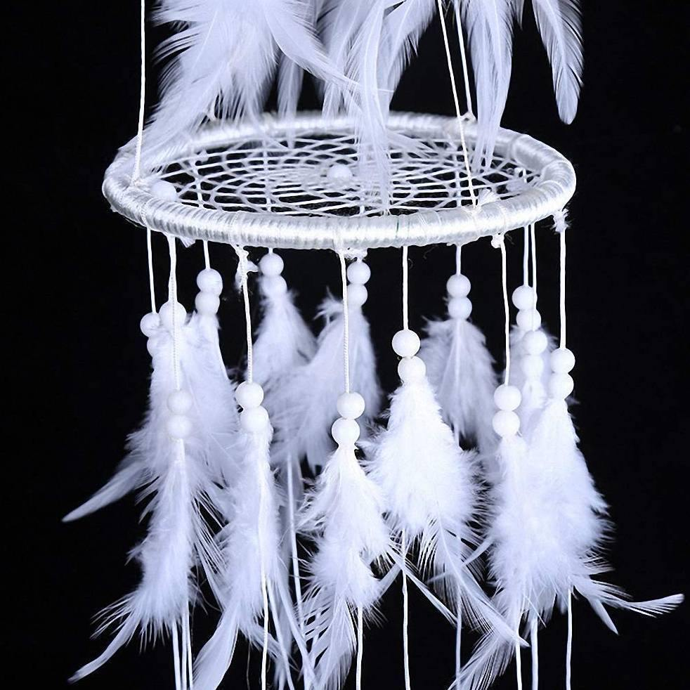 Mystical Night Chandelier Dreamcatcher