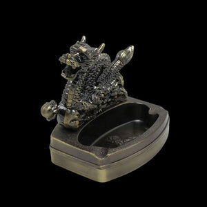 Fanduco Ash Trays Dragonfire Ash Tray And Lighter