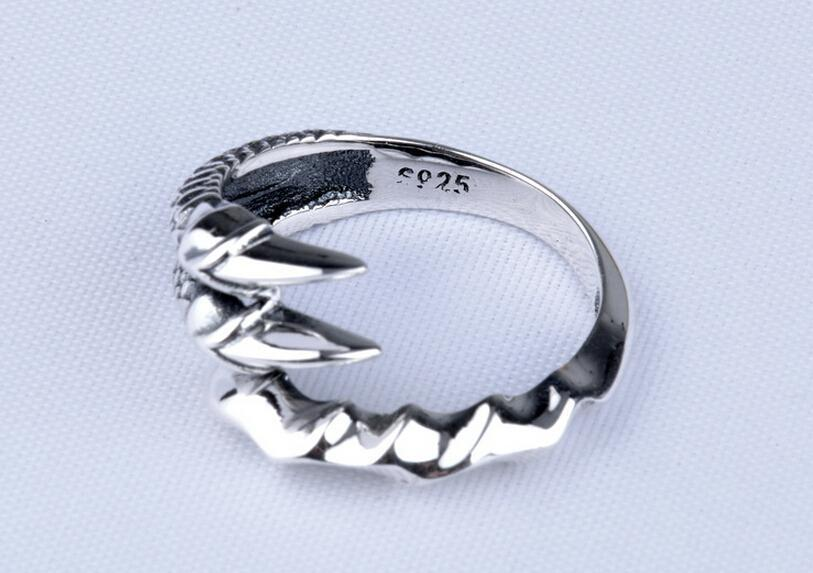 Fanduco Rings Dragon Claw Ring