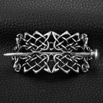 Celtic Knots Hair Stick Barrettes