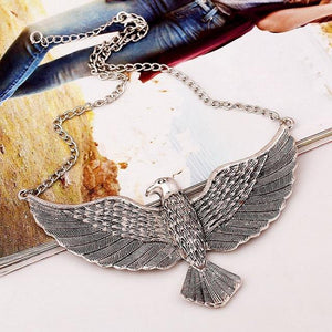 Soaring Eagle Necklace