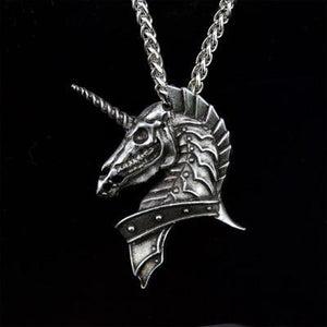 Undead Unicorn Necklace