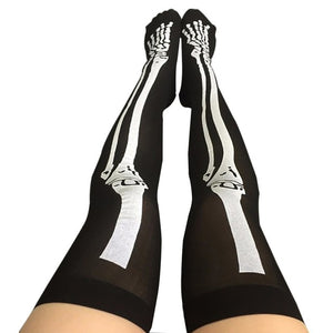 Halloween Knee Stockings