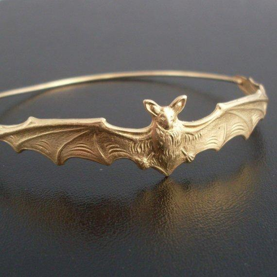 Flying Bat Bangle