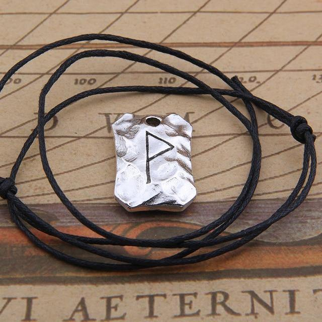 Elder Futhark Norse Rune Necklaces